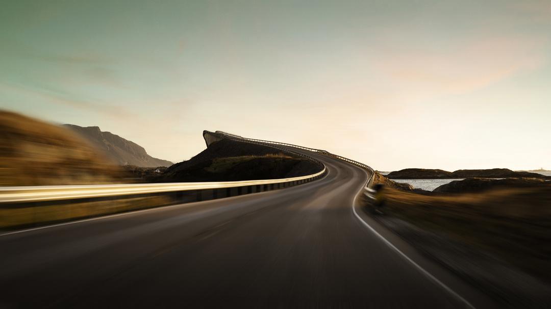 Highway to heaven by Mikolaj Niemczewski