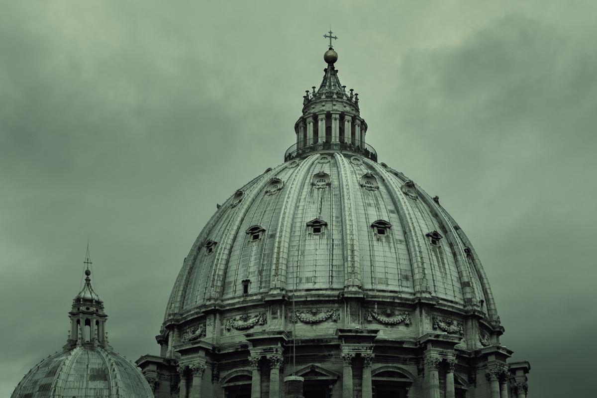 St. Paul's Cathedral by Mikolaj Niemczewski