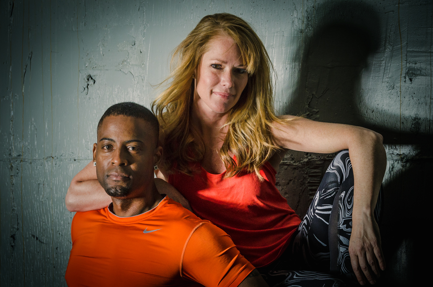 Denver Fitness Shoot for Personal Trainers by Tony Ciccone