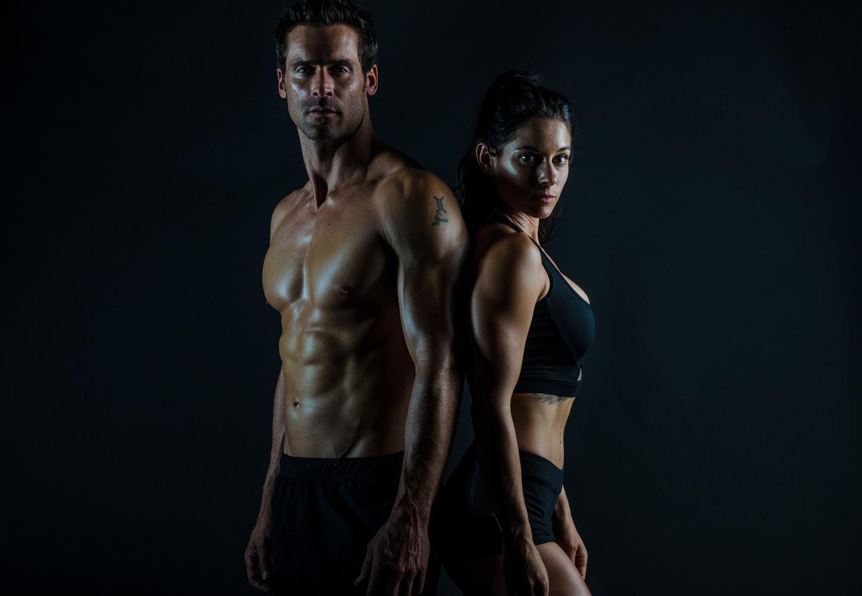 Fitness Branding Shoot by Tony Ciccone