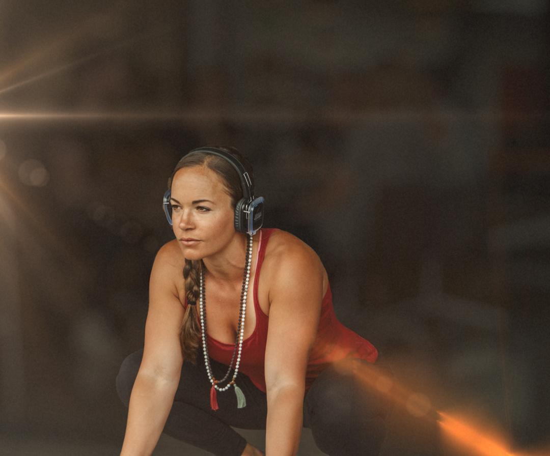 Strength Through Light | Yoga Photo Shoot by Tony Ciccone