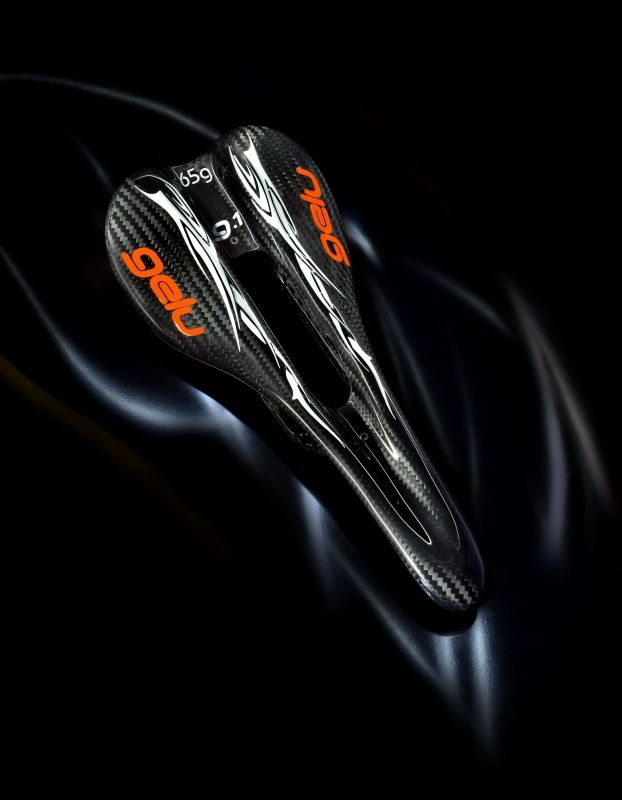 The Lightest Saddle by Gustavo Figueiredo