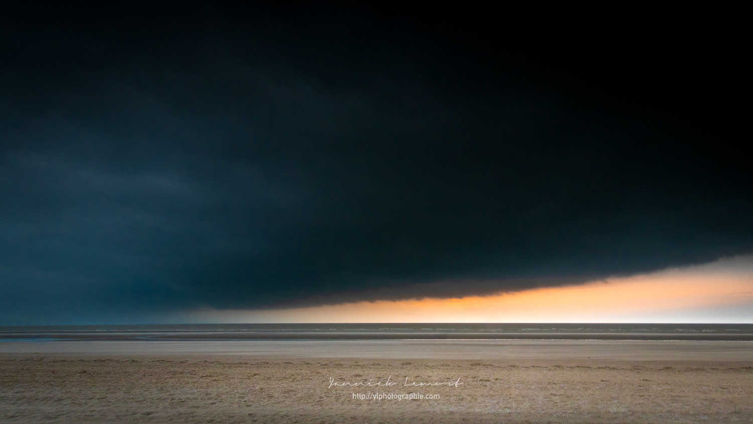 The storm by YL Photographie