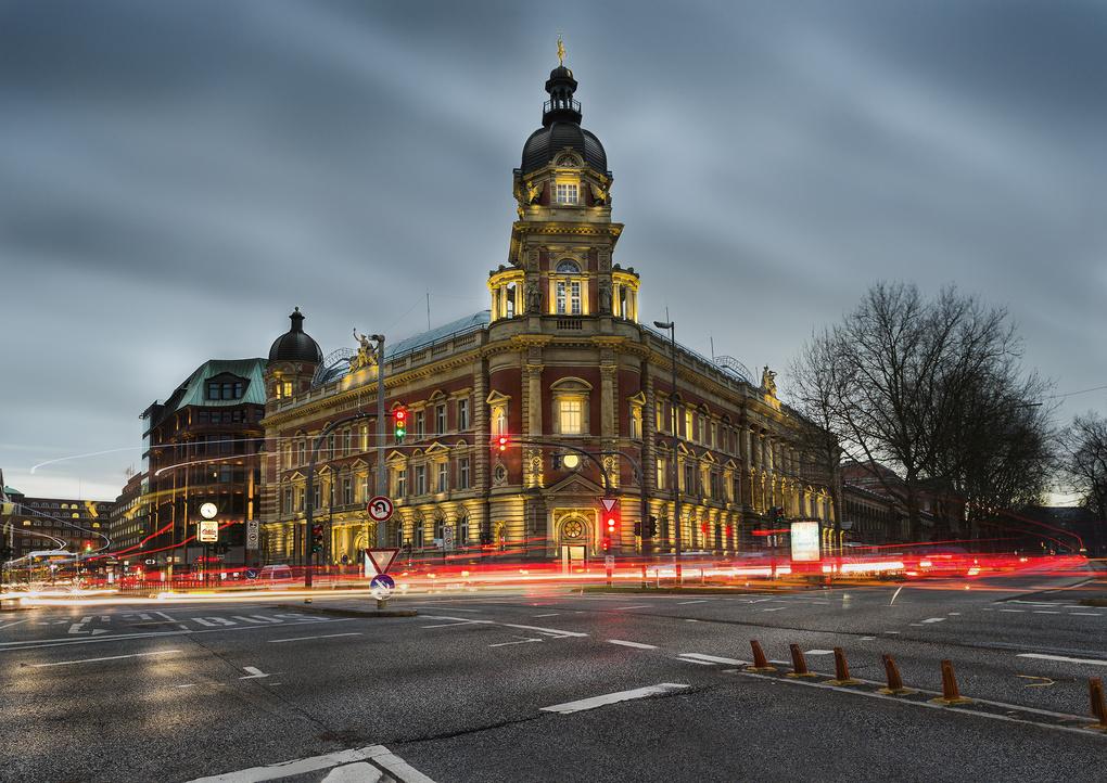 Dermatologikum Hamburg by Jan Christian Zimara
