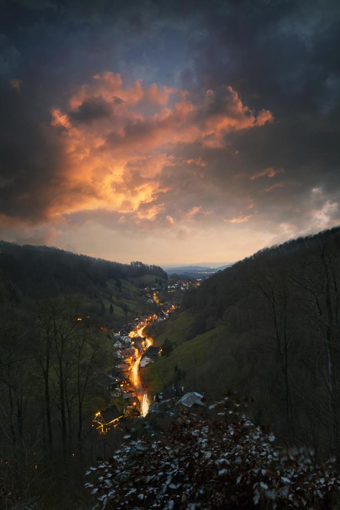 Harzer Dörfer by Jan Christian Zimara