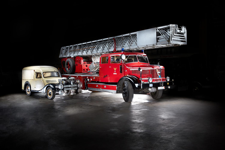 Firetruck by Jan Christian Zimara