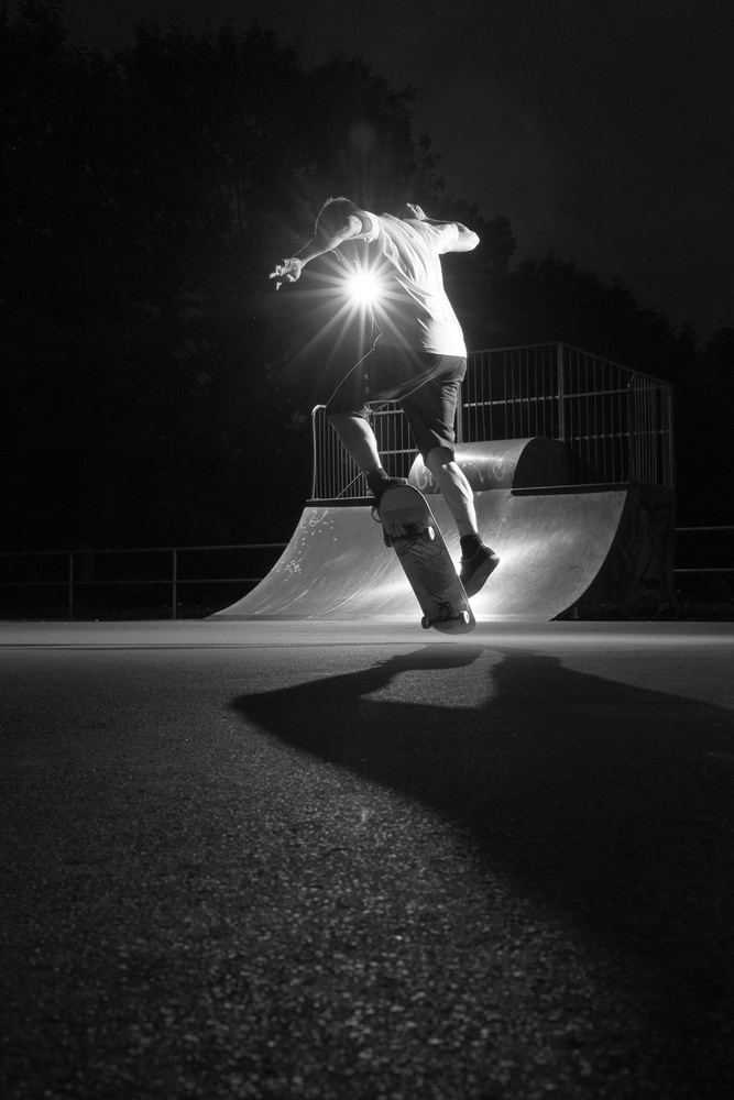 Skate for fun, not for fame. by Jan Christian Zimara