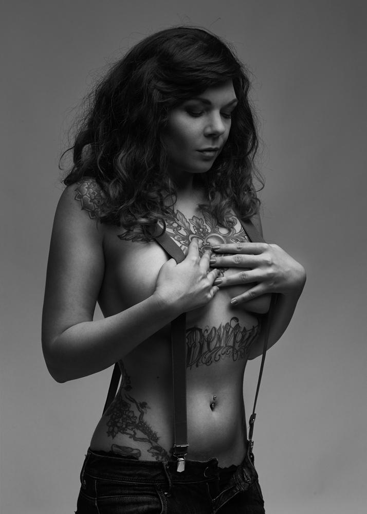 Inked Body by Jan Christian Zimara
