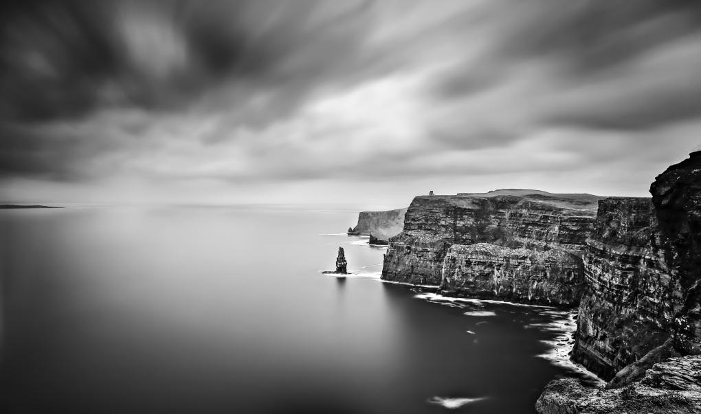 Cliffs of Moher by Jan Christian Zimara