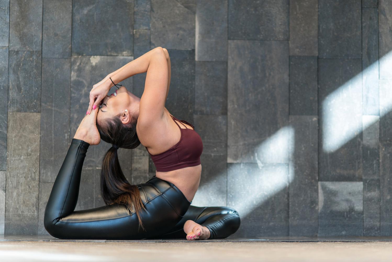 yoga by Nick Viton