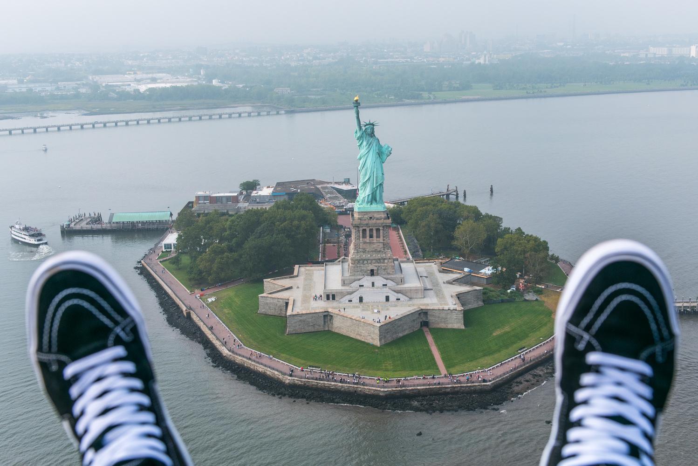 Lady Liberty by Nick Viton