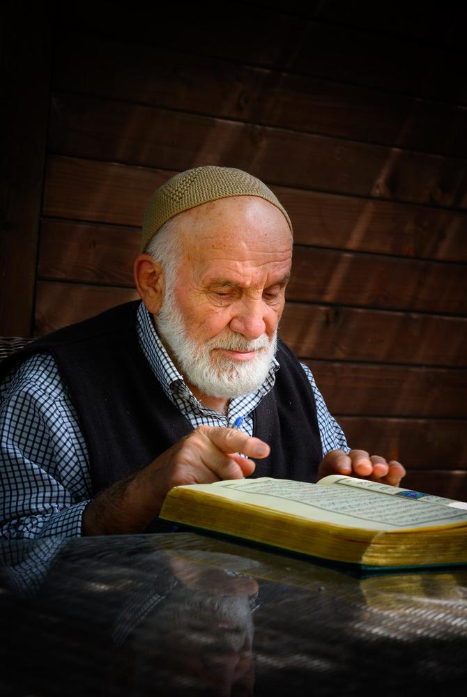 old readings by yasar aykac