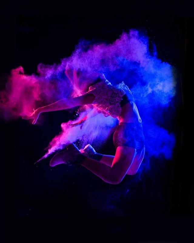 Powder by Robert Herrera