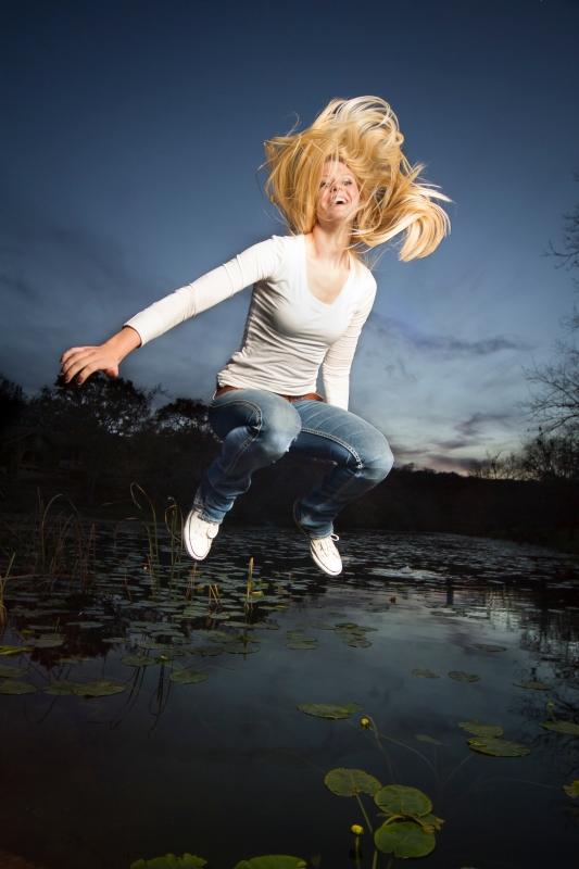 Jump by Brian Reese