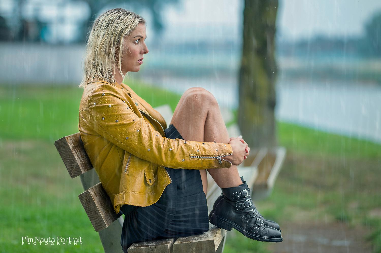 Do you mind the rain? by Pim Nauta