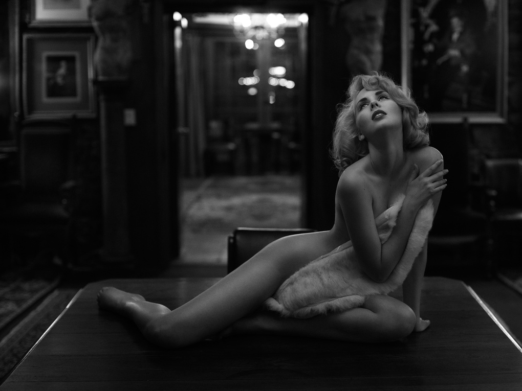 Nicole by Peter Coulson