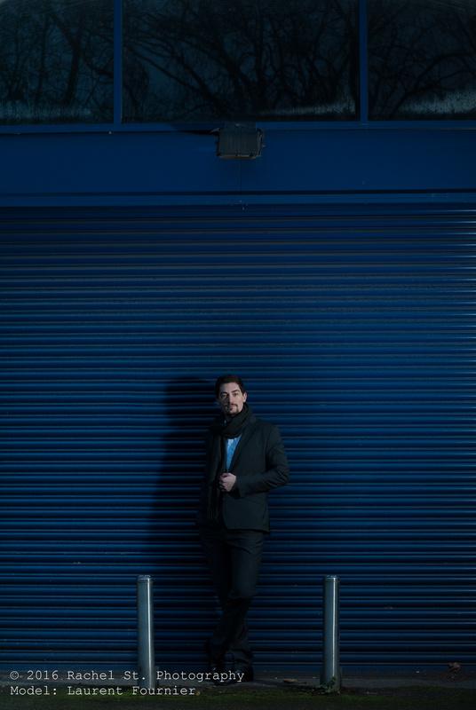 Laurent on Carlisle St. by Rachel Gunther