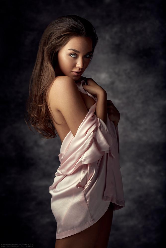 Anastasia by Mindaugas Navickas