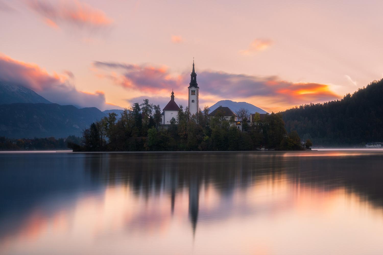 Amazing island by Daniel Knezevic