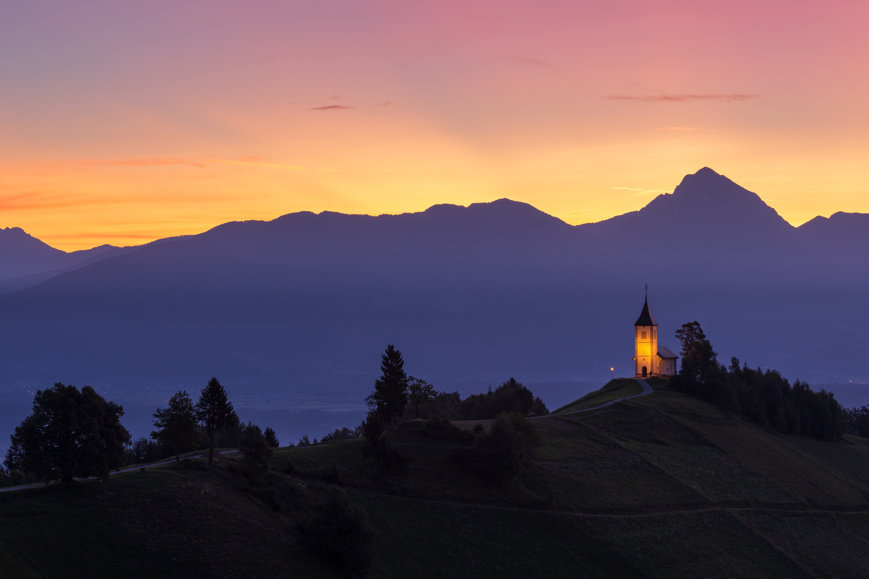 The first light by Daniel Knezevic