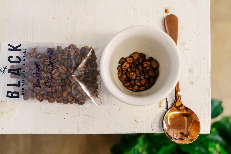 Coffee Cupping by Abby Ferguson, MFA