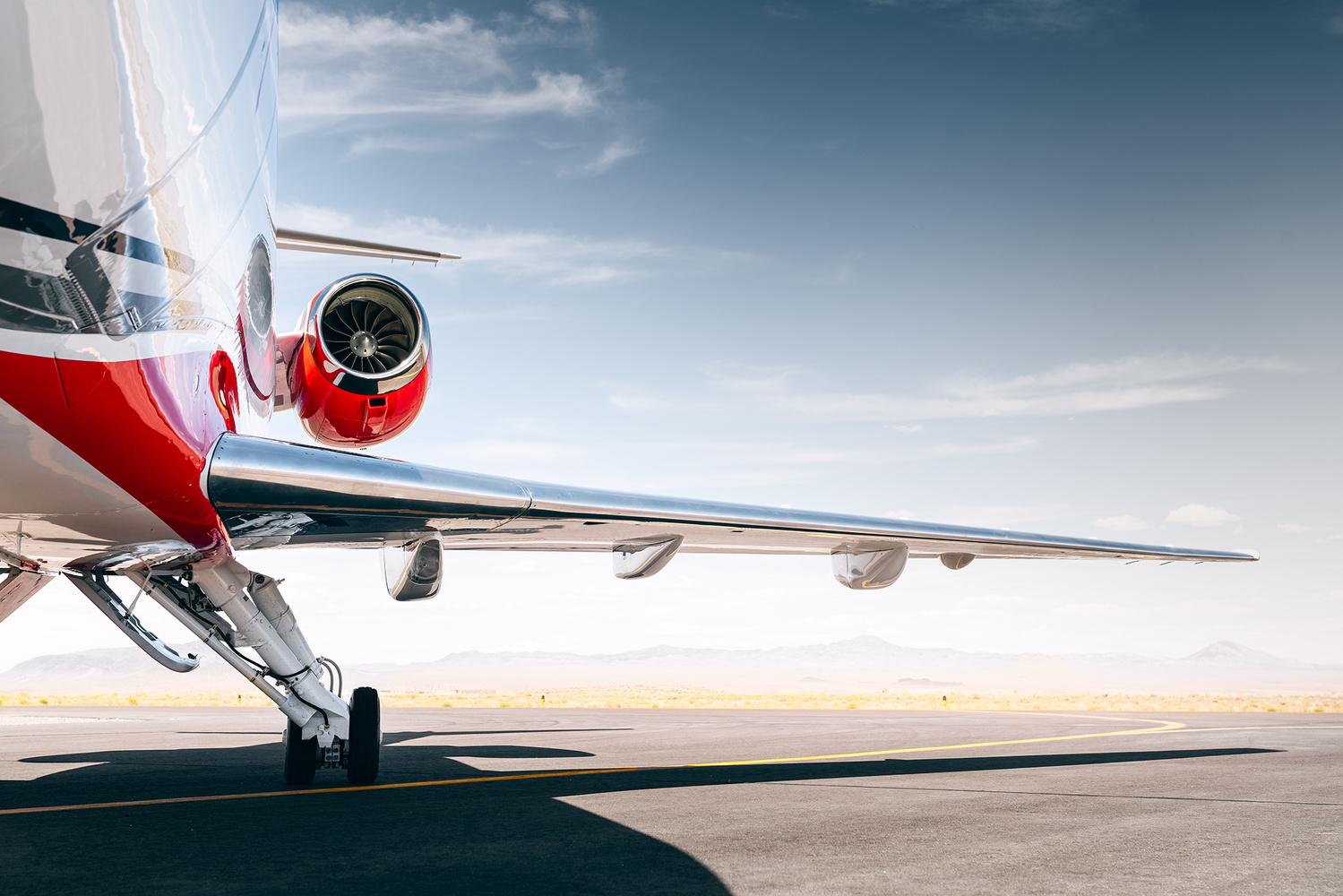 Jet Wing by Braxton Wilhelmsen