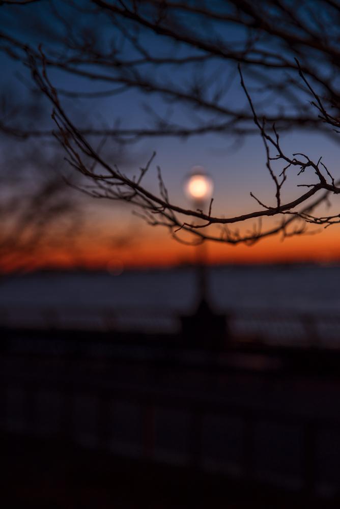 Winter Sunsets.  by Alexander Marte Reyes