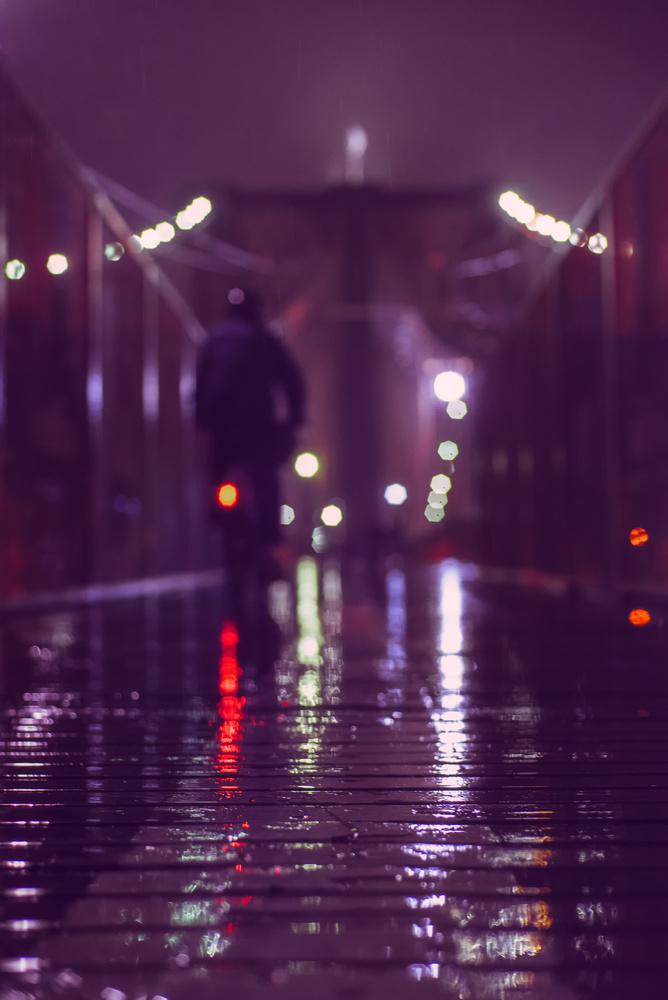Moody nights  by Alexander Marte Reyes