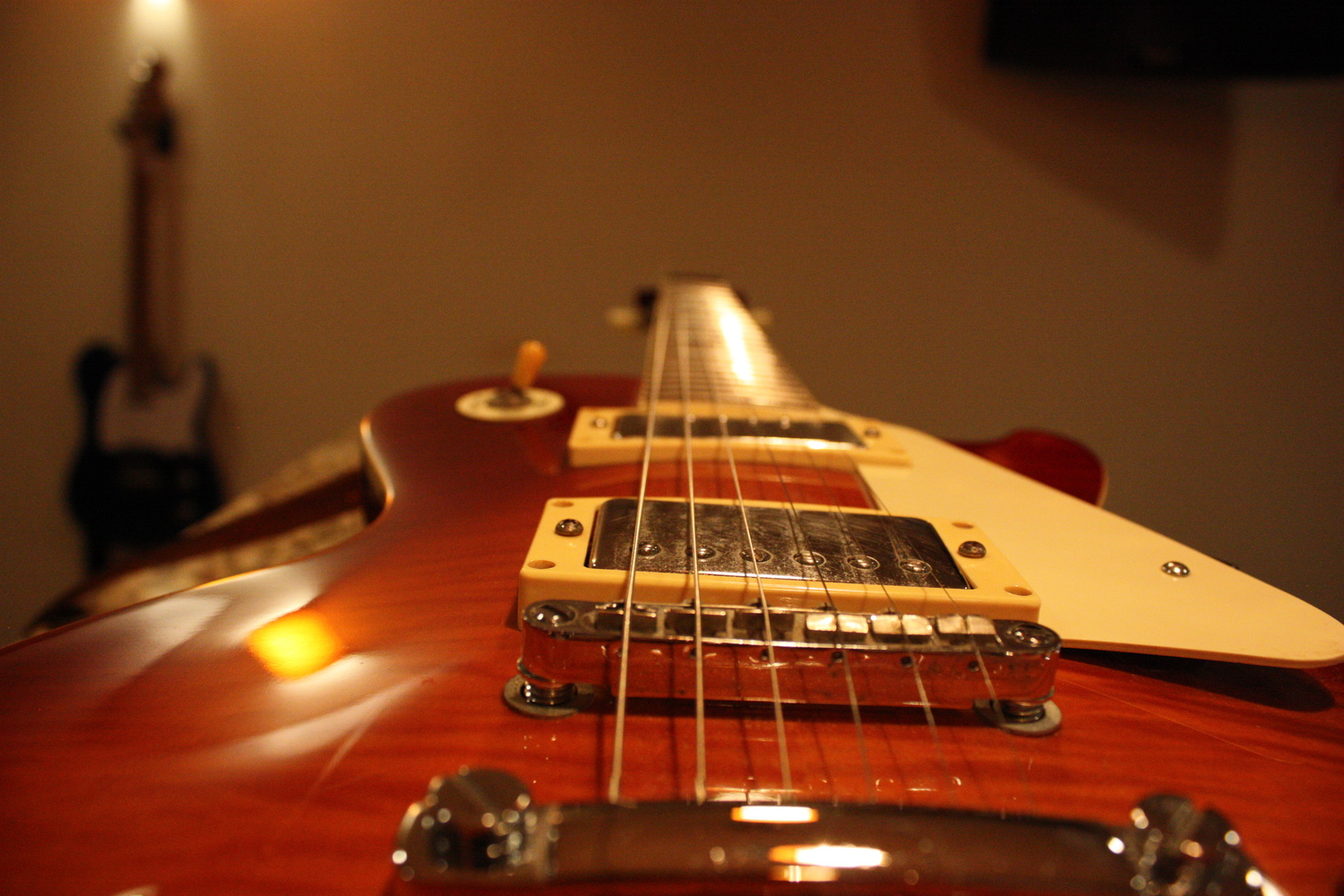 Guitar Collection by Dr. Lisa Strusowski