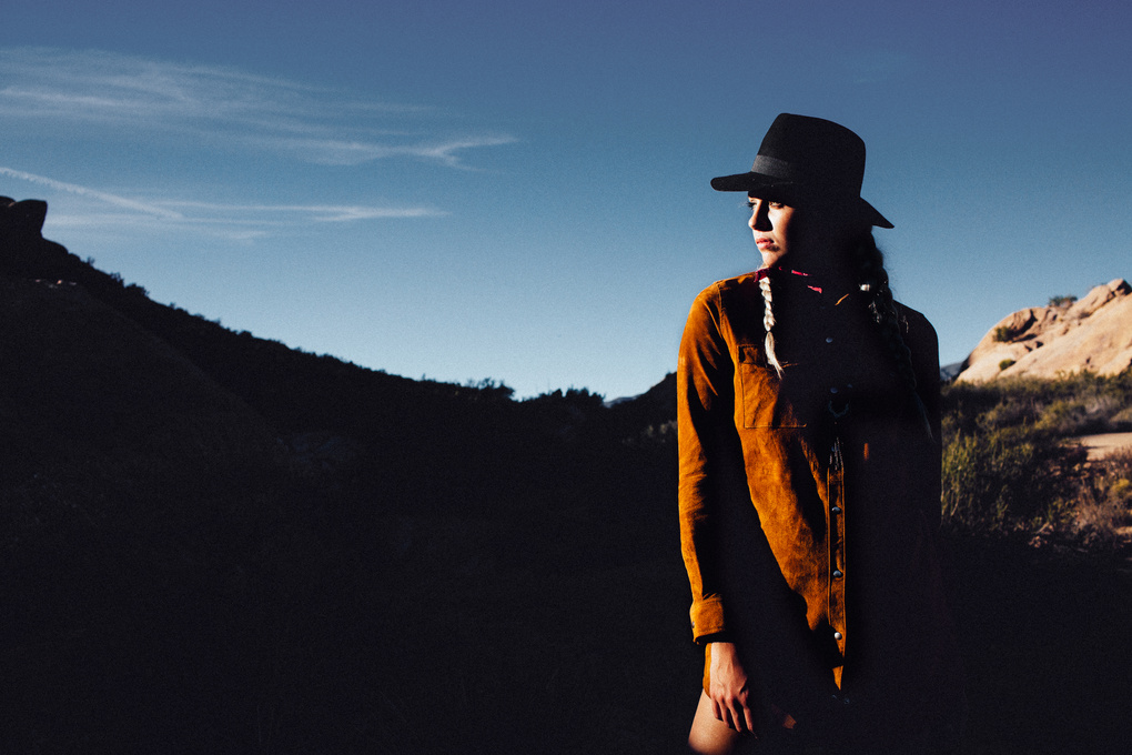 Cowgirl by Brandon Bowens