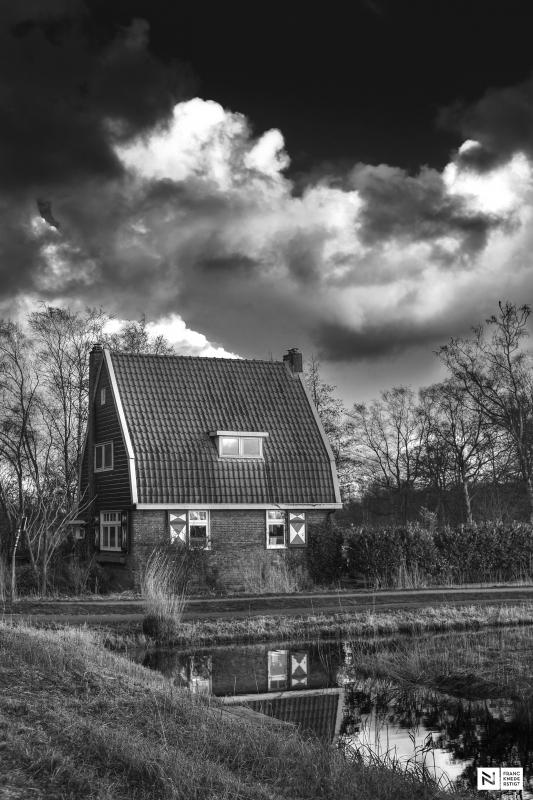 Dutch Lego House by Franck Nederstigt