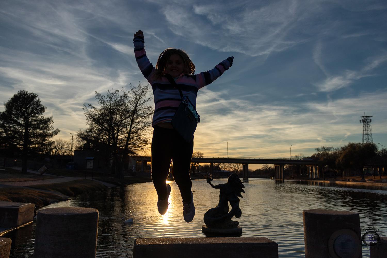 Celebration Bridge Willow by Damon Bell