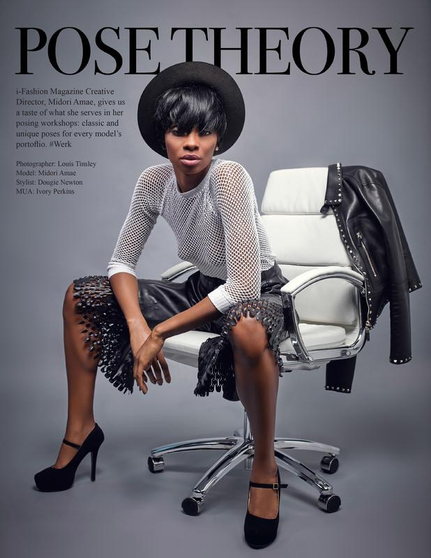 "Midori - Editorial ""Pose Theory""  by Louis Tinsley"