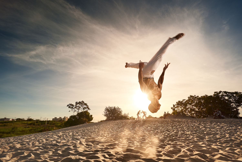 Capoeira da Bahia by Dodô Villar