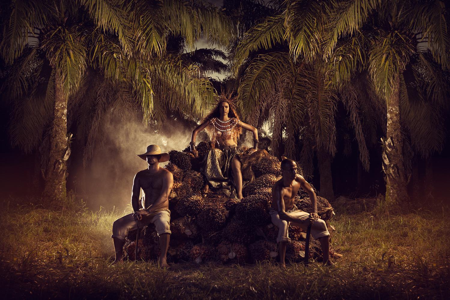 Queens of Dendê - Bahia  by Dodô Villar