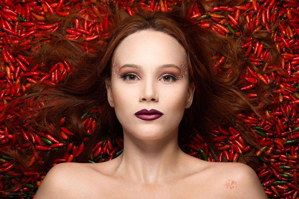 Pepper Beauty - Beleza Baiana by Dodô Villar