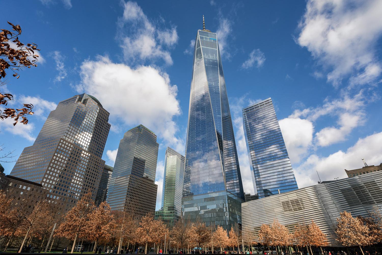 One World Trade Center by Alejandro Schott