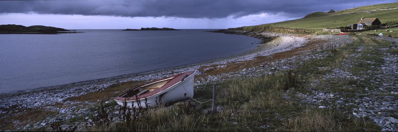 Shetland September by Sarah Loyd