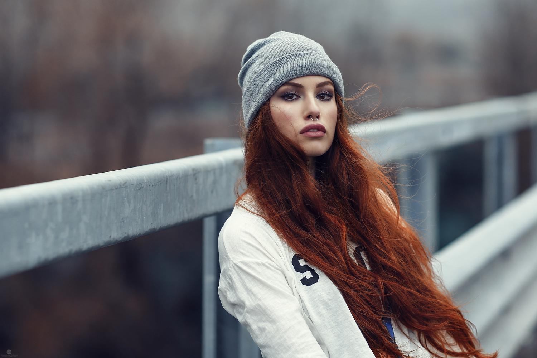 Skater Girl by Alessandro Di Cicco