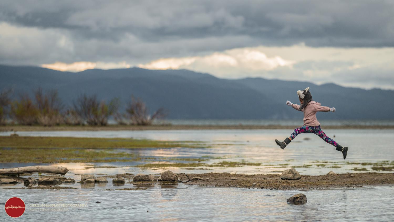 'Leap' by Chris Holloman