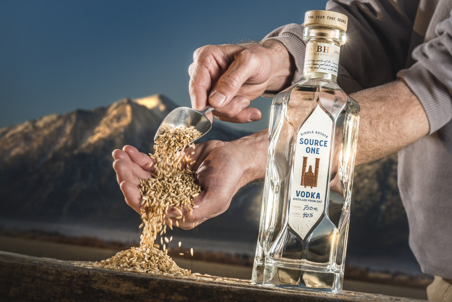 Bently Heritage   Source One Vodka by Chris Holloman