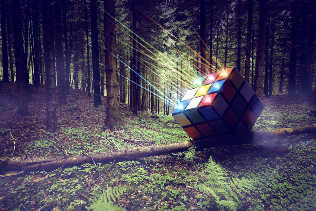 Relic Of Rubix by Marc Torres