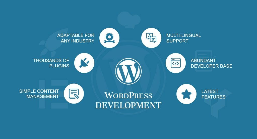 WordPress Development by THE DIGITAL RETOUCH