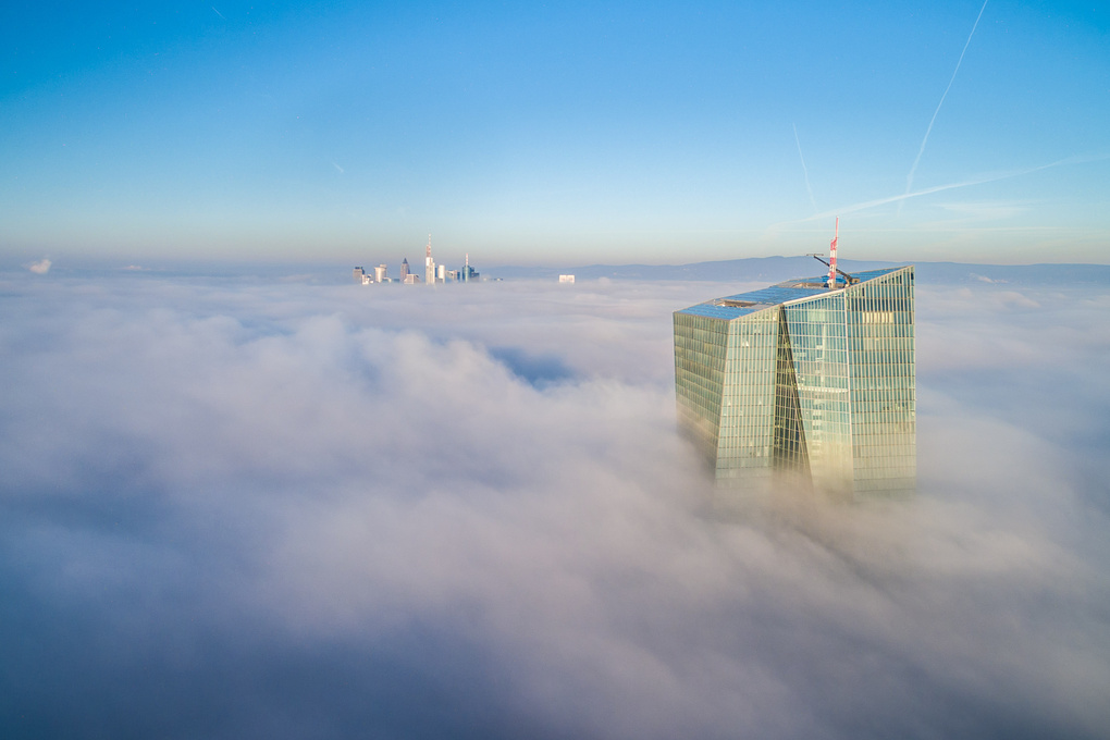 Cloud City Frankfurt by Daniel Haußmann