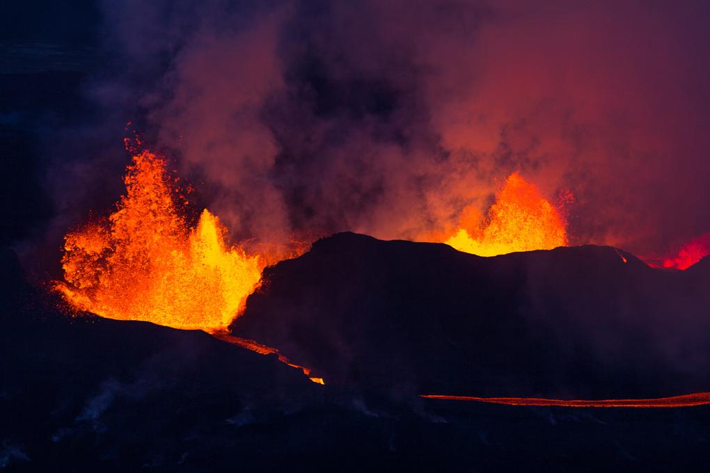 Baugur Crater by Daniel Haußmann