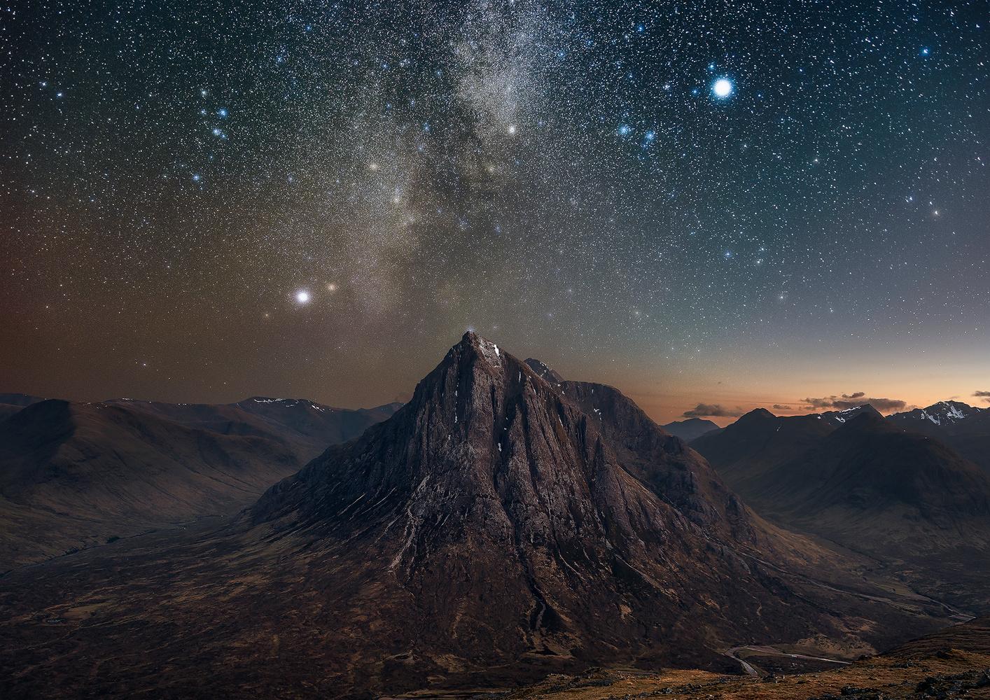 Billion Star Icon by Sylvan Buckley
