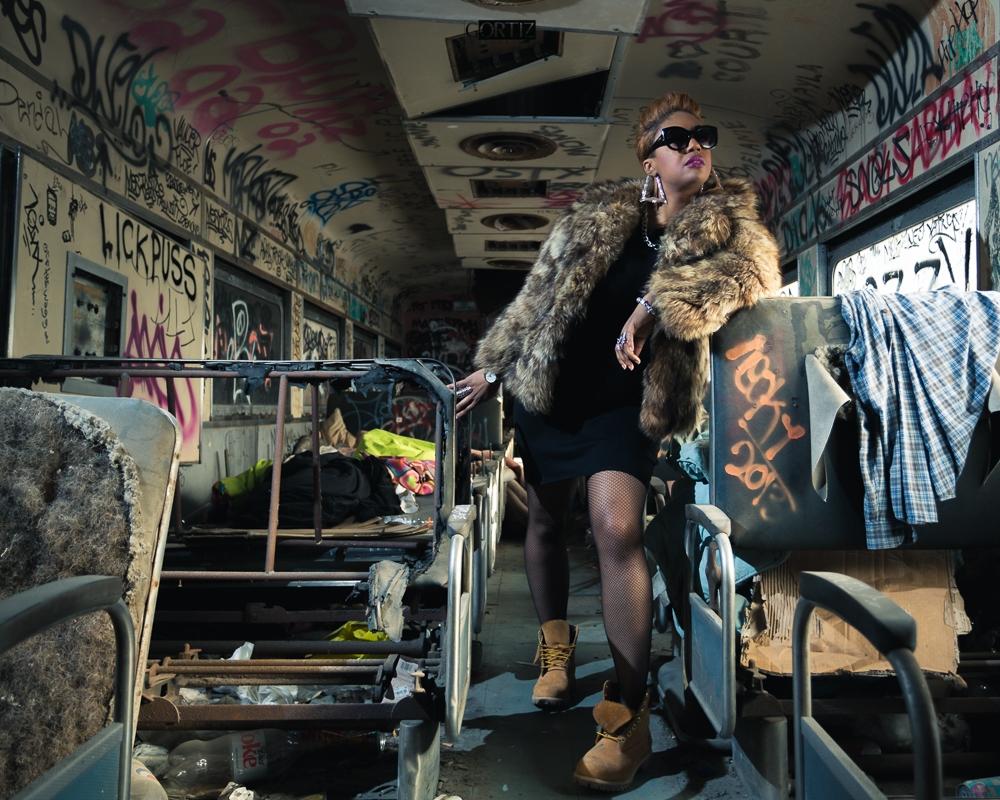 Ghetto Sheek by Gabriel Ortiz