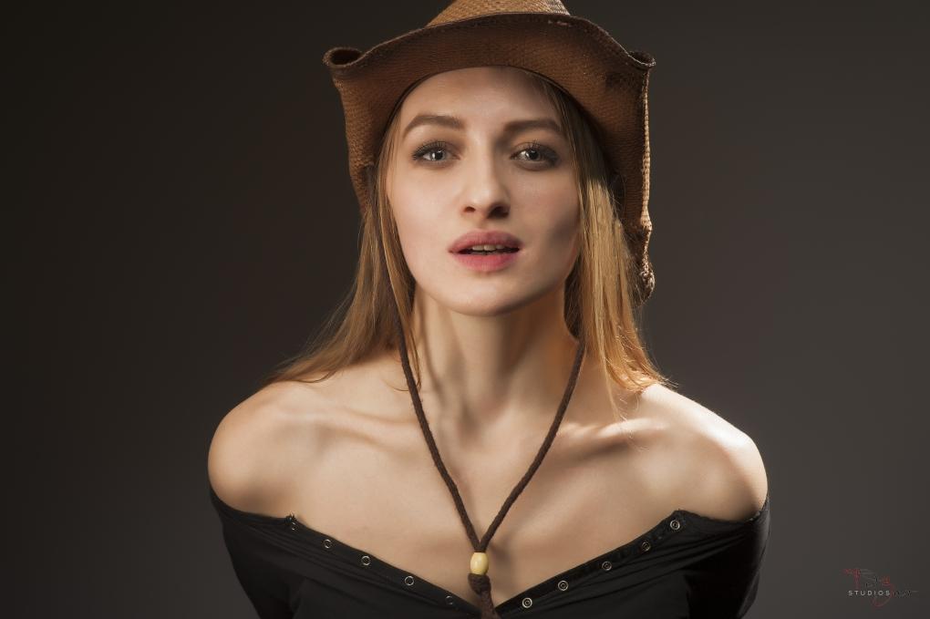 cowgirl  by Fedya Zavodylenko