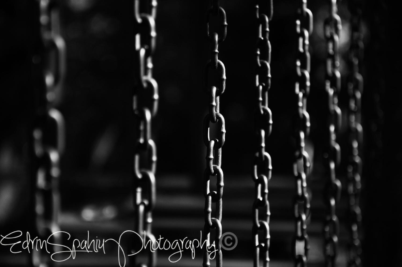Chained up by Edrin Spahiu
