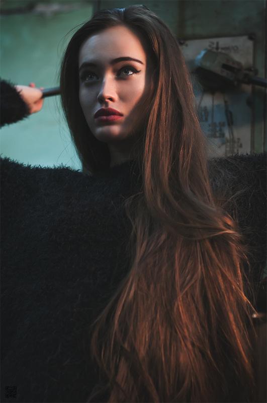 Anna by Sergei Birukov